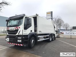 garbage truck Iveco Stralis AD260S330 German - Zoeller - Faun - Euro 6 - 20 units 2014