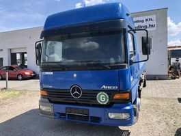 chassis cab truck Mercedes-Benz Atego Mech.pump engine - Euro2 1999
