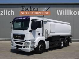 tank truck MAN TGS 26 BL, A1 + A3, Oben + Unten, Euro 5, Esterer A1+A3 2009