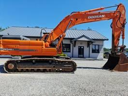 crawler excavator Doosan DX340LC 2008
