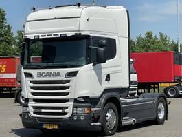 cab over engine Scania R EURO 6 RETARDER *TOP* 2014