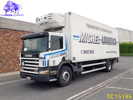 refrigerated truck Scania Euro 3 2003