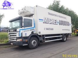 refrigerated truck Scania P Euro 3 2003