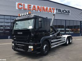 container truck Iveco Trakker AT260S42 2011