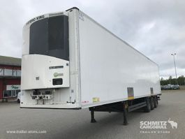 Kühlauflieger Schmitz Cargobull Semitrailer Reefer Multitemp Dubbele laadvloer 2015