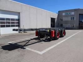 Container-Fahrgestell Auflieger Kel-Berg 20 fods 2019