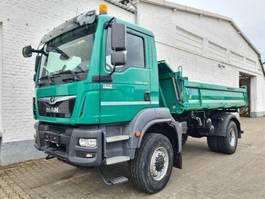 tipper truck > 7.5 t MAN TGM 18 BB/4x4 TGM 18.320 BB/4x4 eFH. 2018