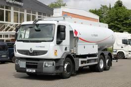 tank truck Renault Premium DXI E5/18000l/5 Kammern/Klima/ADR 2011