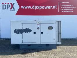 generator Cummins 6CTAA8.3G2 - 220 kVA Generator - DPX-12261 2011
