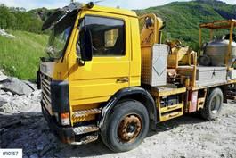 other construction machine Scania 82 w / anolite build & crane 1996