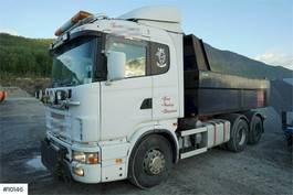 tipper truck > 7.5 t Scania R 6x2 tipper truck 2000