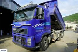 tipper truck > 7.5 t Volvo FH 6x2 combination truck w / underlying blade 2008