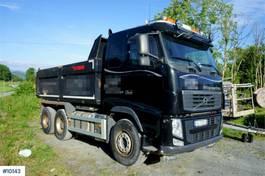 tipper truck > 7.5 t Volvo FH 6x4 tipper truck. Zetterberg build, steel su 2012