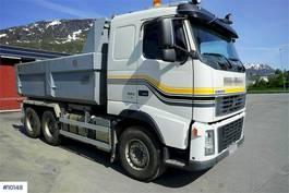 tipper truck > 7.5 t Volvo FH580 6x4 tipper truck 2009