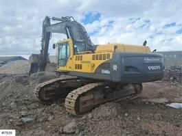 crawler excavator Volvo EC 460 BLC w/bucket 2006