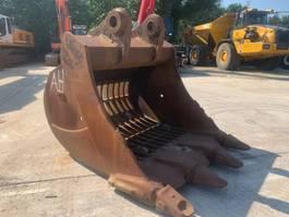 digger bucket Verachtert 4.4M³ grizzlybucket (HB Linkage) (2pieces) 2016
