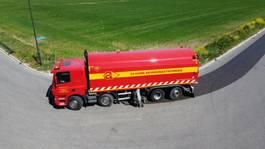 Kehrmaschine LKW DAF roadcleaner zoabreiniger wegdekreiniger veegmachine (AS NEW!!) 2004