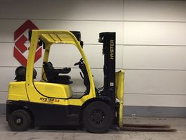 forklift Hyster h2.5ft 4 whl counterbalanced forklift <10t 2013