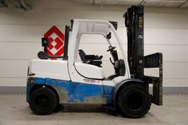 forklift Hyster h5.0ft 4 whl counterbalanced forklift <10t 2009