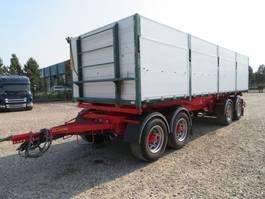 tipper trailer SVF P430 4 Axle 30 t. Tipper 2013