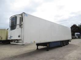 closed box trailer Schmitz Cargobull Reefer 2015