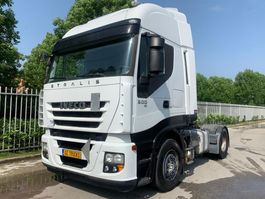 cab over engine Iveco Stralis 500 Manual gearbox Retarder 2009