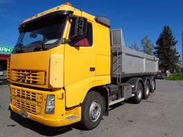 tipper truck > 7.5 t Volvo FH-16 8X4 2006
