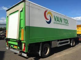 closed box trailer GS Meppel AL-2000 2 As Vrachtwagen Aanhangwagen Gesloten, WH-XH-98 2003