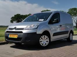 closed lcv Citroën 1.6 hdi 3-zits airco! 2013