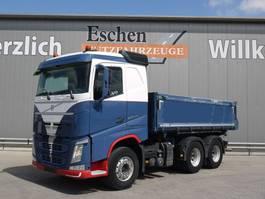 tipper truck > 7.5 t Volvo FH 6x4, 12m³ Alukippaufbau, Automatik, Euro 6 2015