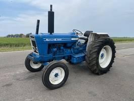 farm tractor Ford 7600 1981
