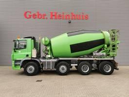 concrete mixer truck Ginaf X series 360 8x6 Euro 5 Liebherr 1204 Mixer! 2008