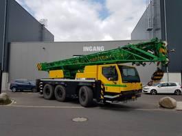 all terrain cranes Liebherr LTM 1045-1 6x6x6 2003