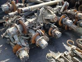 Axle truck part Mercedes-Benz 815 D