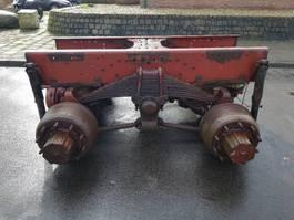 Axle truck part Mercedes-Benz Boogie