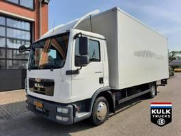 closed box truck MAN 4X2 BL / CLEAN TRUCK / LOW MIL 2011
