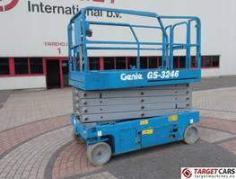 scissor lift wheeld Genie GS-3246 ELECTRIC SCISSOR WORK LIFT 1175CM 2016