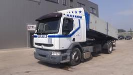 tipper truck > 7.5 t Renault Premium 300 (POMPE MANUELLE / EURO 2 /  BOITE MANUELLE) 1998