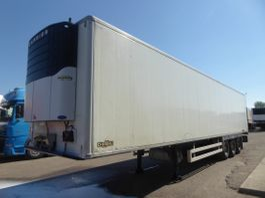 refrigerated semi trailer Chereau Maxima 1000 , BPW, Alu Boden , Stahl Chassis 2006