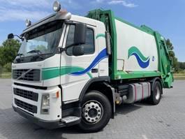 garbage truck Volvo FM330 4X2  JOAB 15.8 M3 EURO 5 GARBAGE DISPOSAL MULL 2009