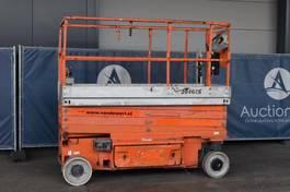 scissor lift wheeld JLG 2646 2008