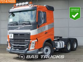 cab over engine Volvo 6X4 UNFALL ACC VEB+ Dynamic Steering Euro 6 2016