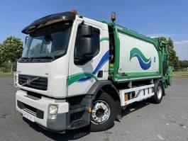 garbage truck Volvo FE240 4X2  GEESINK NORBA EURO 5 GARBAGE DISPOSAL MULL 2012