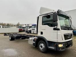 chassis cab truck MAN TGL 12 4x2 BL WW EURO4 2021