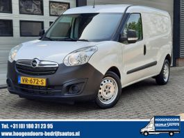 closed lcv Opel 1.3 CDTi L2 Lang Maxi - Airco - Trekhaak 2015