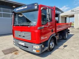 tipper truck > 7.5 t MAN 8.180 4x2 meiller tipper 2006