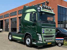 cab over engine Volvo Globetrotter Hydraulic / NL TRUCK 2015