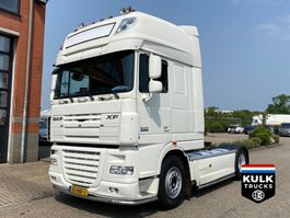cab over engine DAF XF 105 SSC / MANUAL / CLEAN NL TRUCK 2012