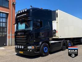 cab over engine Scania R 6X2/4 Manual Retarder / NEW TYRES APK 03-2022 2008