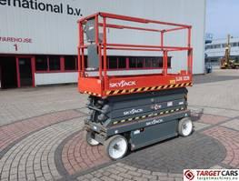 scissor lift wheeld Skyjack SJIII-3226 ELECTRIC SCISSOR WORK LIFT 990CM 2016